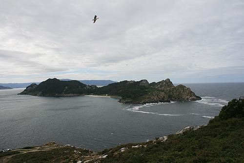 Illa do Sur ou de San Martiño / Isla del Sur o de San Martiño