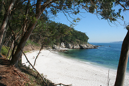 Praia de Figueiras / Playa de Figueiras