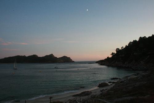 Praia de Nosa Señora / Playa de Nosa Señora