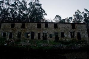 Minas de San Finx